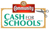 Community Cash for Schools
